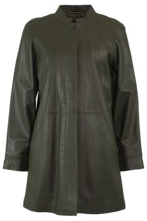Куртка SUMMIT. Цвет: зеленый