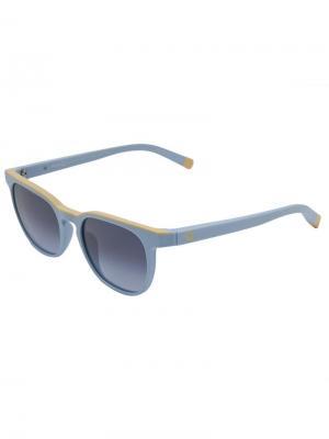 Солнцезащитные очки JL406 Etnia Barcelona. Цвет: синий