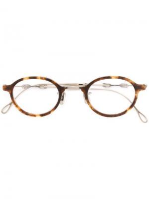 Очки EV800 Eyevan7285. Цвет: коричневый