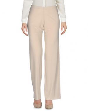 Повседневные брюки ALMERIA. Цвет: бежевый