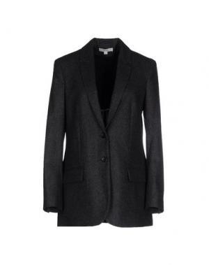 Пиджак DAGMAR. Цвет: стальной серый
