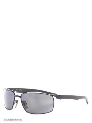 Солнцезащитные очки RH 781S 04 Zerorh. Цвет: темно-серый