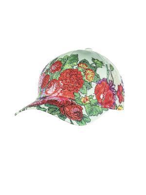 Бейсболка Migura. Цвет: салатовый, фиолетовый, красный, розовый