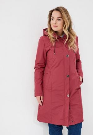 Куртка утепленная Maritta. Цвет: бордовый