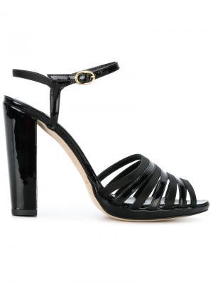 Elisa sandals Vanessa Seward. Цвет: чёрный