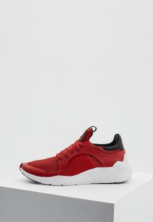 Кроссовки McQ Alexander McQueen. Цвет: красный