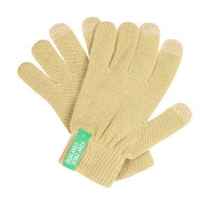 Перчатки  Touch Gloves Beige TrueSpin. Цвет: бежевый