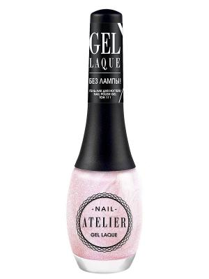 Гель-лак для ногтейNail Atelier тон 111, 12мл Vivienne Sabo. Цвет: бежевый