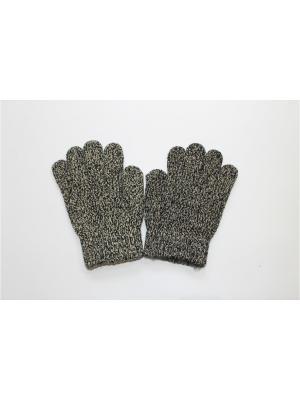 Перчатки Cascatto. Цвет: темно-серый