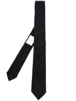 Классический галстук Thom Browne. Цвет: синий