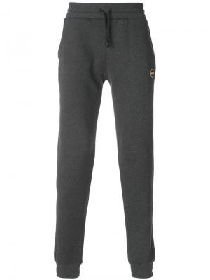 Спортивные брюки на шнурке Colmar. Цвет: серый