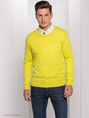 Джемпер Bogner Jeans. Цвет: салатовый