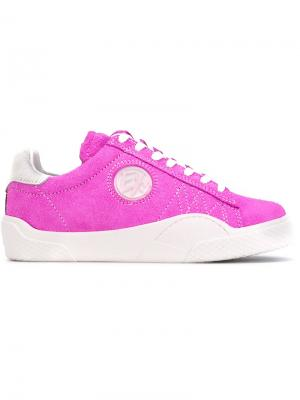 Кроссовки Wave Rough Eytys. Цвет: розовый и фиолетовый