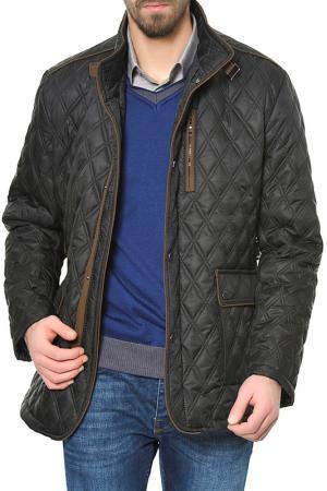 Куртка Dewberry. Цвет: черный