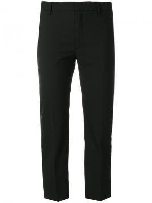 Укороченные брюки Hope. Цвет: чёрный