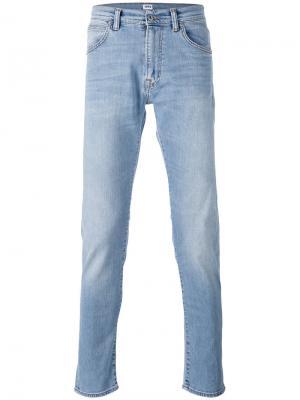 Skinny jeans Edwin. Цвет: синий