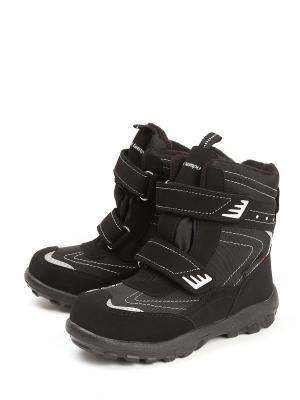 Ботинки Tempo kids. Цвет: черный