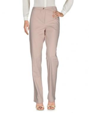 Повседневные брюки CELLINI. Цвет: бежевый