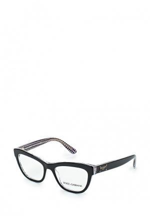 Оправа Dolce&Gabbana. Цвет: черный
