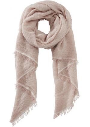 Платок Collezione. Цвет: розовый