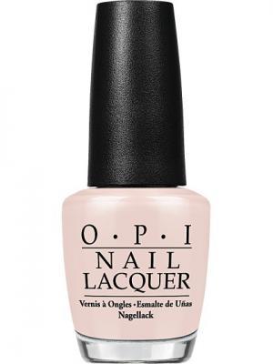 Opi Лак для ногтей Tiramisu for Two, 15 мл. Цвет: бежевый