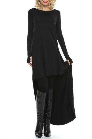 Платье Ki6 collection. Цвет: черный
