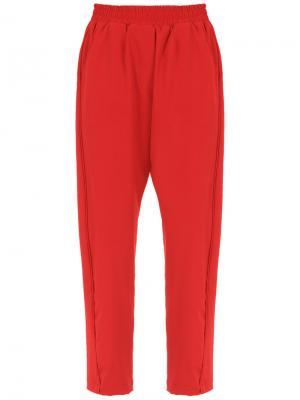 Jogging trousers Olympiah. Цвет: красный