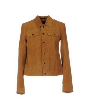 Куртка BLK DNM. Цвет: верблюжий