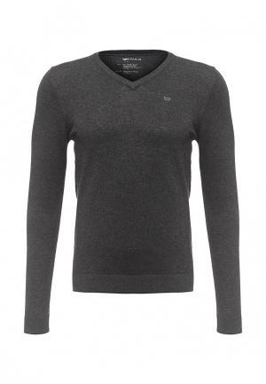 Пуловер Gas. Цвет: серый