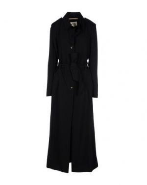 Легкое пальто NANUSHKA. Цвет: черный