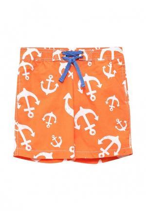 Шорты для плавания Chicco. Цвет: оранжевый