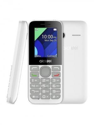 Телефон Alcatel 1054D. Цвет: белый