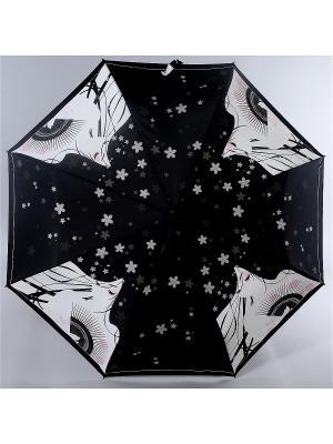 Зонт Zest. Цвет: черный, белый, розовый