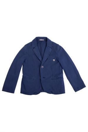 Пиджак Gulliver. Цвет: синий