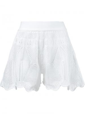 Knit shorts Cecilia Prado. Цвет: none