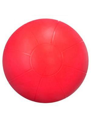 Мяч гимнастический STAR FIT Фитбол красный, 55 см (антивзрыв) Starfit. Цвет: красный