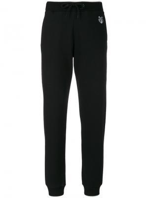 Спортивные брюки Mini Tiger Kenzo. Цвет: чёрный