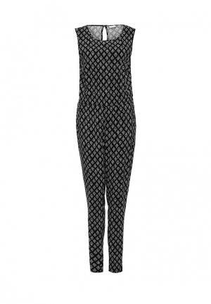 Комбинезон Jacqueline de Yong. Цвет: черный