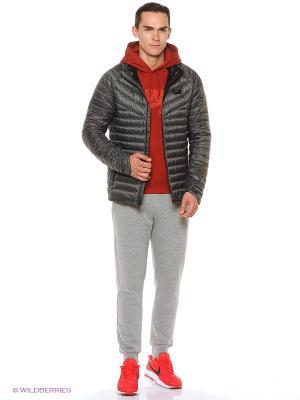 Куртка M NSW JKT DWN FLL Nike. Цвет: серый