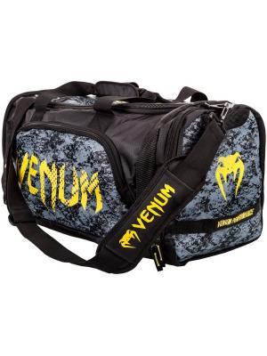 Сумка Venum Tramo Black/Yellow. Цвет: черный, желтый