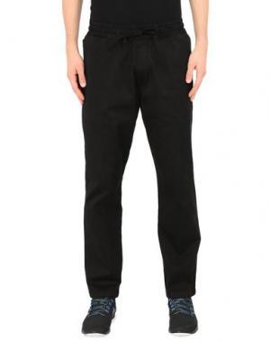 Повседневные брюки YMC YOU MUST CREATE. Цвет: черный