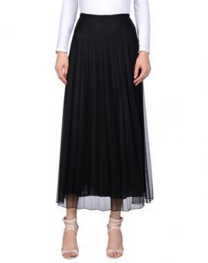 Длинная юбка PERSONA. Цвет: черный
