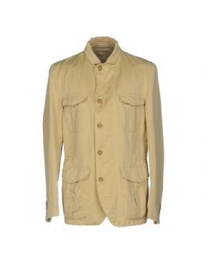 Куртка MONTEDORO. Цвет: бежевый