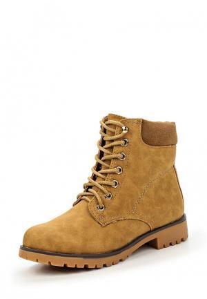 Ботинки Buonarotti. Цвет: коричневый