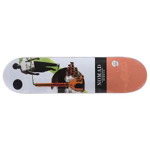 Дека для скейтборда  Krid Series Moonstove 31.875 x 8 (20.3 см) Nomad. Цвет: мультиколор