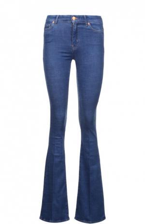Джинсы MiH Jeans. Цвет: голубой