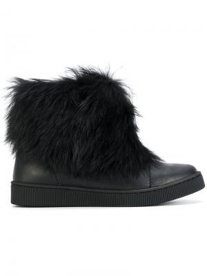 Ботинки Priya Pedro Garcia. Цвет: чёрный