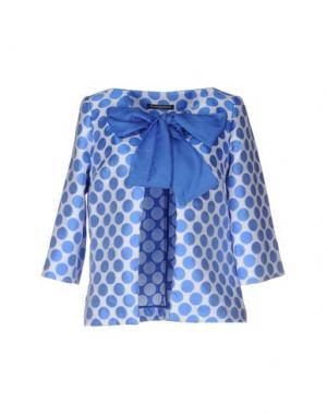 Пиджак LA CAMICIA BIANCA. Цвет: синий