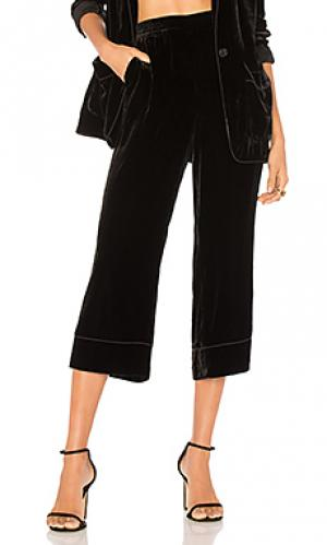 Вельветовые брюки kaitrine Joie. Цвет: черный