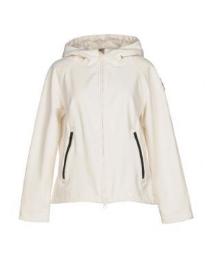 Куртка BPD BE PROUD OF THIS DRESS. Цвет: слоновая кость